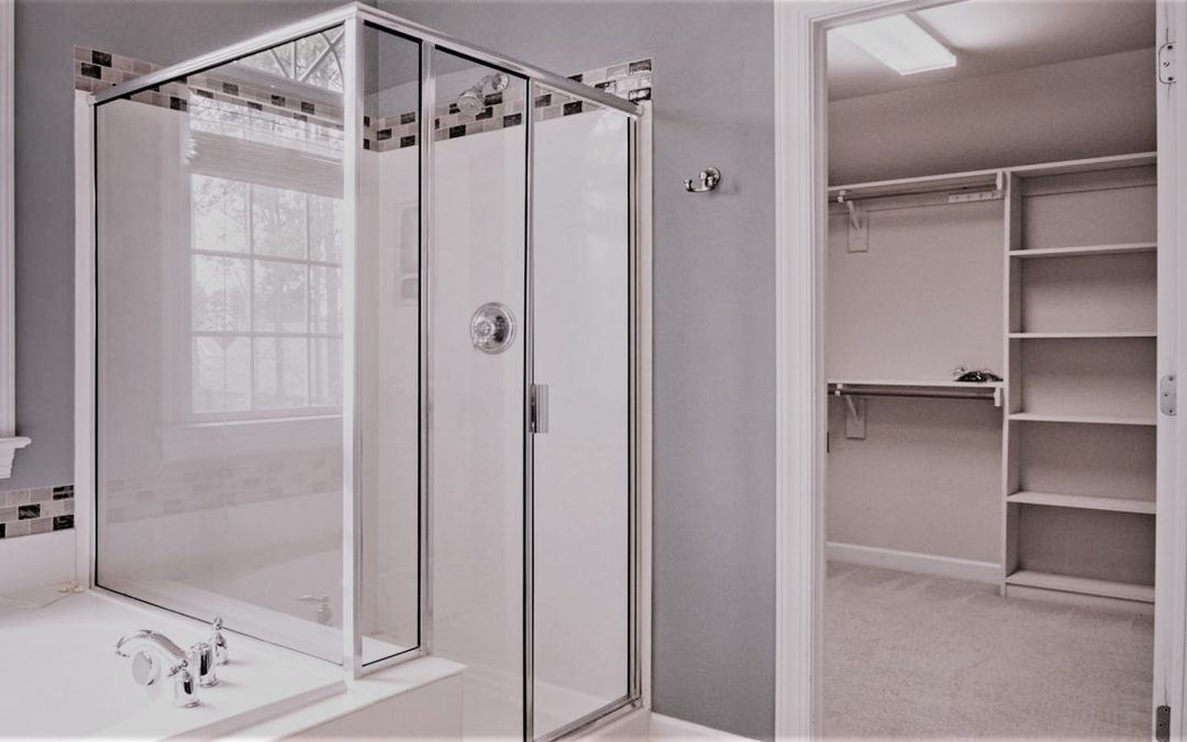 Habitación con vestidor y baño ¡un sueño!