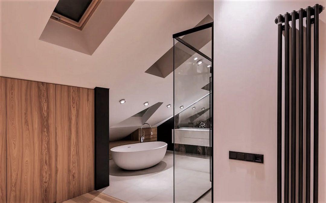 Acabados en madera para cuarto de baño