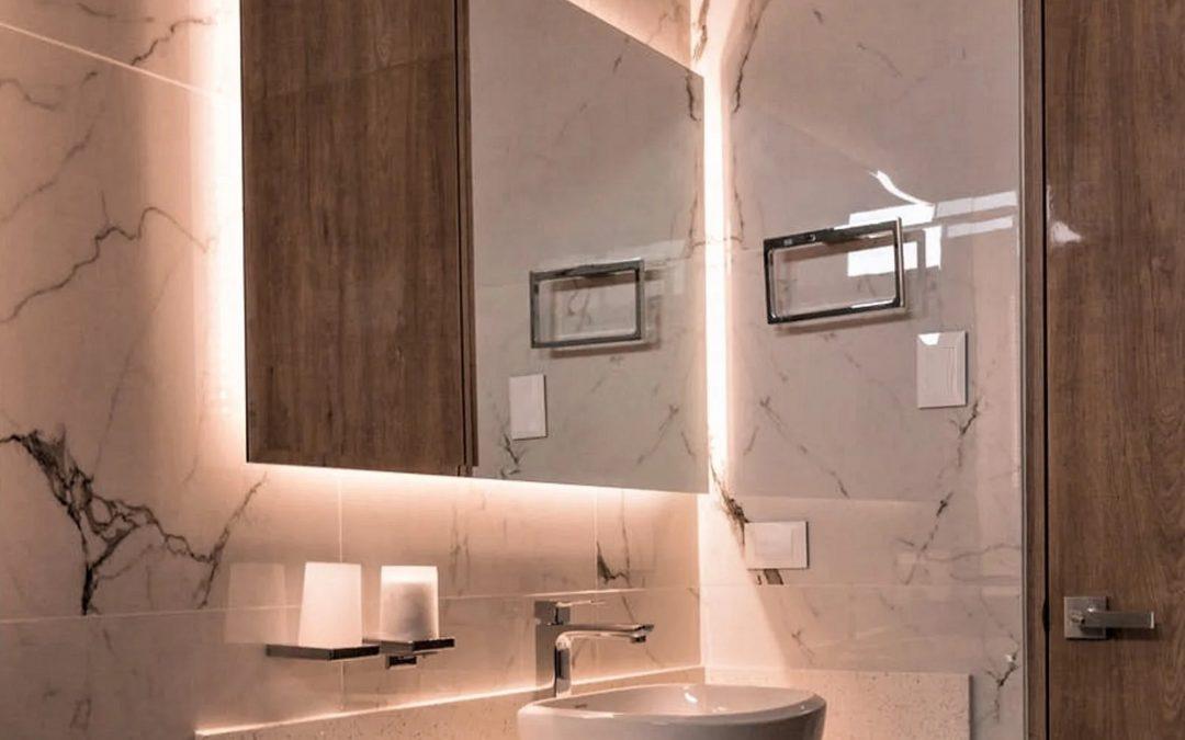 Reformar baño y darle mayor amplitud