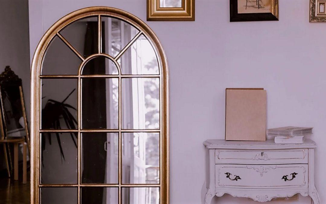 Espejos en casa y su utilidad tras una reforma integral